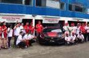 Honda Racing Indonesia Sabet 5 Gelar ISSOM 2016