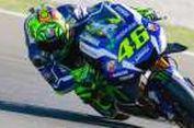 Rossi Tidak Puas dengan Mesin Baru Yamaha