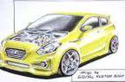 Tranformasi Datsun GO 2-Pintu dan Implan Mesin GT-R