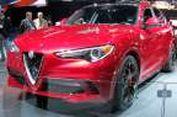Alfa Romeo Stelvio Meluncur di LA