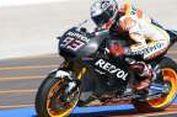 Marquez Bocorkan Kelemahan Mesin Baru Honda