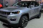 Generasi Terbaru Jeep Compass Memukau di LA