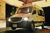 Begini Ambulans Versi Mercy Sprinter