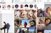 Instagram Stories Resmi Dukung 'Live Streaming'