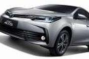 Tampang 'Necis' Toyota Corolla Altis Terbaru