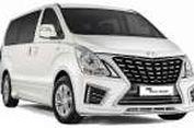 Hyundai H1 'Facelift' dengan Gril Besar