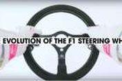 Transformasi Setir Mobil Balap Formula 1 (Video)