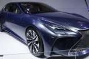 "Lexus Bakal Tertular ""Fuel-Cell"" Toyota"