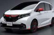 Honda Freed Modulo X, Makin Garang