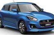 Generasi Baru Suzuki Swift Resmi Meluncur