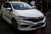 Honda City 'Facelift' Bersolek ala Modulo