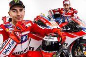 """Jaminan Tak Ada """"Lorenzo Vs Rossi"""" di Garasi Ducati"""