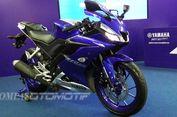 Bekal Yamaha All New R15 buat 'Tabrak' CBR150R