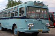 Buat yang Penasaran dengan Bus Klasik Indonesia