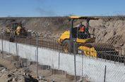 Donald Trump Bangun Tembok Perbatasan AS-Meksiko