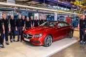 Mercedes-Benz Mulai Produksi E-Class Coupe