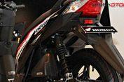 Kenapa Sepatbor Belakang Motor Susah Dicat?