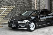 Rasanya Jadi Orang Kaya Naik BMW Seri-7