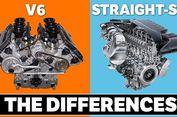 Begini Perbedaan Mesin V6 dan '6-inline'