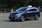 Kesan Mengendarai New Renault Koleos di Dalam Kota