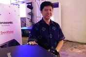 Panasonic Luncurkan Proyektor Laser Rp 2,5 Miliar