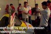 Mahasiswa Indonesia Jadi Jawara Desain 'Eco-car'