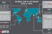 Setiap Detik Terjual 2,6 Unit Mobil Baru di Dunia