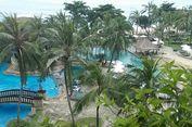 Menikmati Keindahan Nusa Dua dari Hilton Bali Resort...