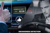 Teknologi Pembaca Gestur Pengemudi di Kabin Mobil