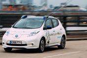Nissan Uji Mobil Otonomos Pertama di Eropa