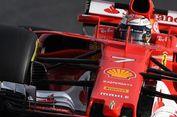 Ferrari Tumbangkan Mercedes Tes Pramusim Hari Kedua