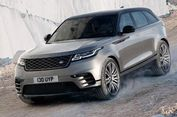 Tampang Range Rover Velar Bocor Sebelum Debut