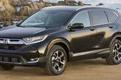 Honda CR-V Siapkan Varian Turbo dan Diesel