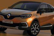 """Renault Captur Makin """"Fungky"""" dengan Atap Kaca"""
