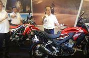 Moge Terlaris Honda Bersolek dari Pangkal Pinang