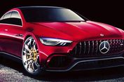 Misterius, Tampang Mercedes-AMG GT Concept
