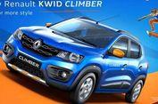 """Renault Kwid Punya Model """"Pendaki"""""""