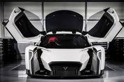 Wujud Nyata 'Supercar' Listrik Buatan Singapura
