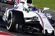 Felipe Massa Memelesat pada Tes Pramusim Kedua