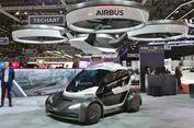 Konsep Mobil Terbang dari Airbus Memukau