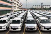 """""""Angka Keramat"""" 1 Juta Unit untuk Ekspor Toyota"""