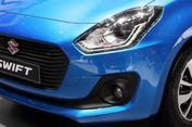 Suzuki Swift Edisi Eropa Tampil Lebih Kalem