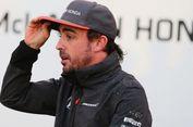 Alonso Frustasi dengan Mesin Honda