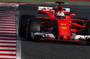 Vettel Mulai Tunjukkan 'Taring' Ferrari