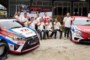 28 Tahun Toyota Kawal Olahraga Motorsport Indonesia