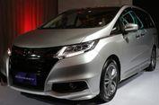 New Honda Odyssey, Tampil Lebih Eksklusif