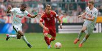 Shaqiri Ingin Bayern Dominasi Eropa