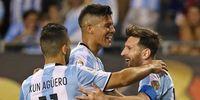 Aguero Dukung Messi sebagai Pemain Terbaik FIFA 2016