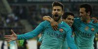 Pique: Apabila Barcelona