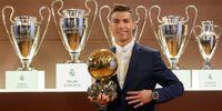 Komentar Ronaldo setelah Jadi Pemenang Ballon d'Or 2016